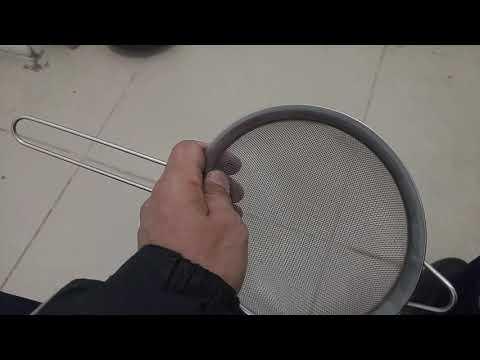 видео: Ремонт сита