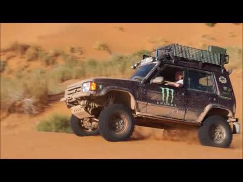 Dune Driving - Erg Chebbi - Morocco