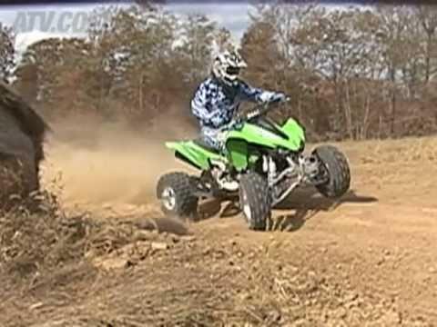 2011 Kawasaki KFX450R ATV