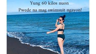 SIMPLE TIPS ON HOW I LOSE WEIGHT ( NAKAKAPAYAT NGA BA ANG MA BROKEN HEARTED) 60 kilos to 53 kilos