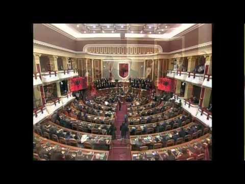 Kuvendi i Shqipërisë kremton jubileun e 100-Vjetorit