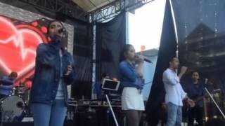 All Of Me (John Legend) - GAC Gamal Audrey Cantika #iLoopLampung #LoopKepo 31 mei 2015