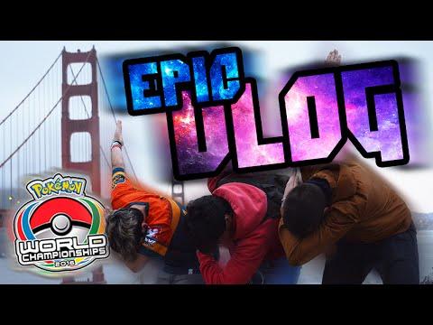 2016 SAN FRANCISCO POKÉMON WORLD CHAMPIONSHIPS | EPIC VLOG
