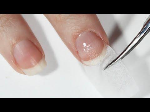 Как нарастить ногти базой без формы