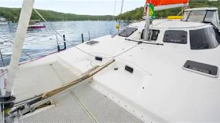 2010 Lightwave 38 Giddy Up  For Sale with Multihull Solutions