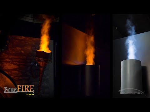FauxFire® - Torch - Simulated Fake Fire