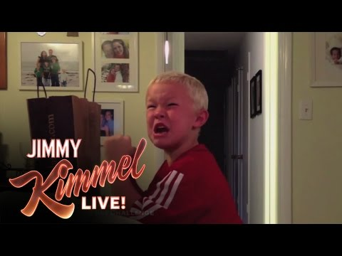 YouTube Challenge - I Told My Kids I Ate All Their Halloween Candy 2013