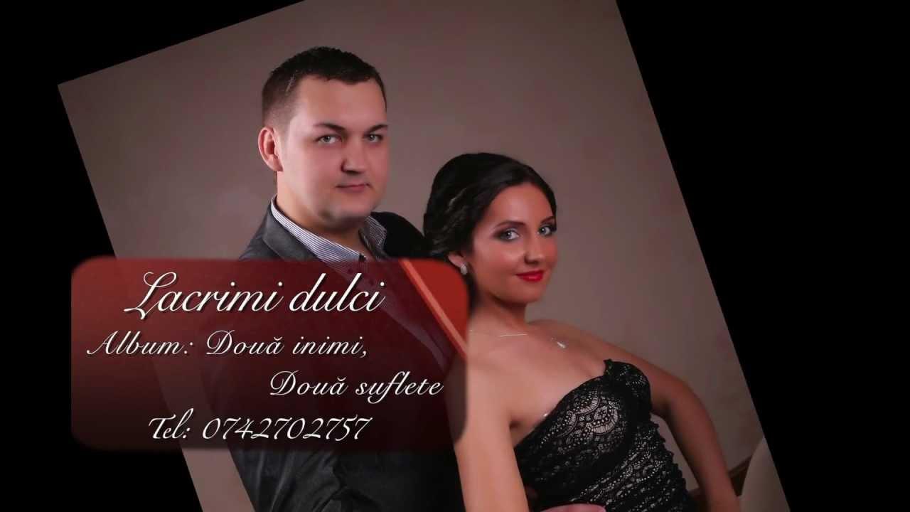 Dani si Anca - Lacrimi dulci - album nou 2013