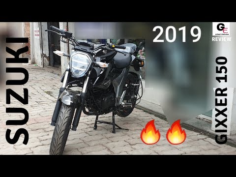 2019 Suzuki Gixxer 150 🔥 | all 3 colors in 1 | features | review | specs | price !!!
