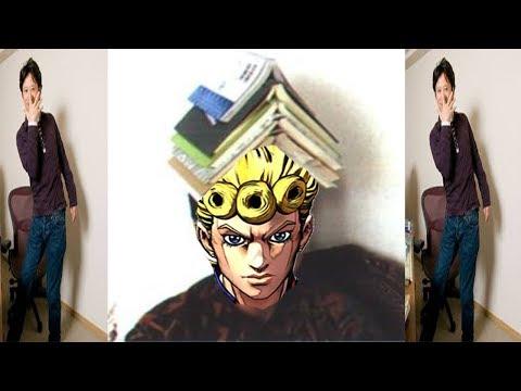 Hirohiko Araki explains the recent Vento Aureo Trademark
