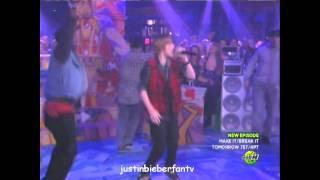 Justin Bieber Live@Much Concert Dec, 22 2009 Part 1 of 5