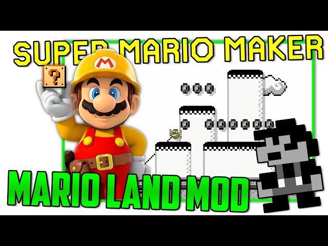 Mario Maker Vanilla Revamped
