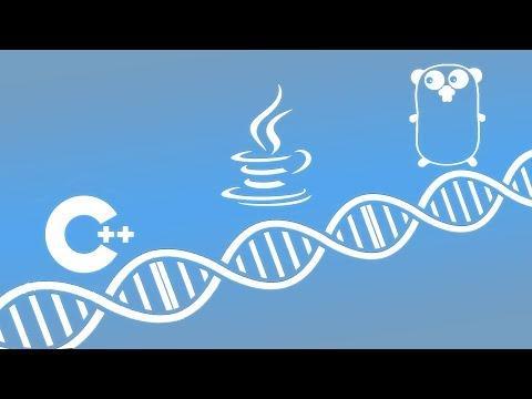 Go, C++ or Java for DNA Sequencing?