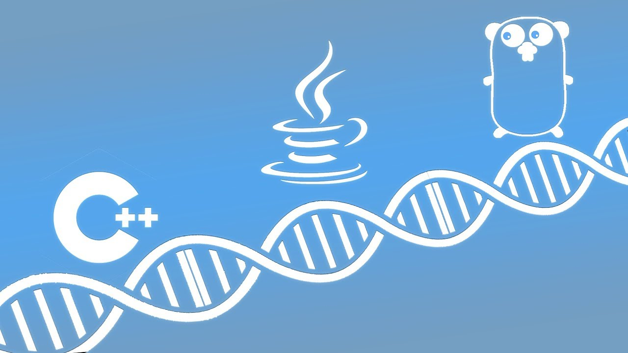 Go C Or Java For Dna Sequencing Youtube