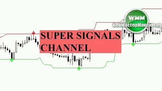 Индикатор Super Signals Channel