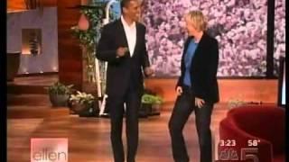 Барак Обама танцует(, 2011-05-22T15:34:10.000Z)