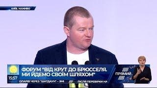 видео Максим Поляков и Петр Порошенко