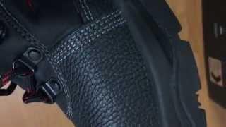 Рабочая обувь, Защитные полуботинки(Мужские ботинки, полностью выполненные из плотной натуральной кожи с защитными пропитками (ВО, МБС). Широка..., 2015-04-17T16:07:08.000Z)