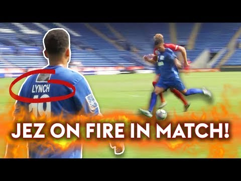 JEZ FROM THE F2 ON FIRE IN MATCH! 🔥