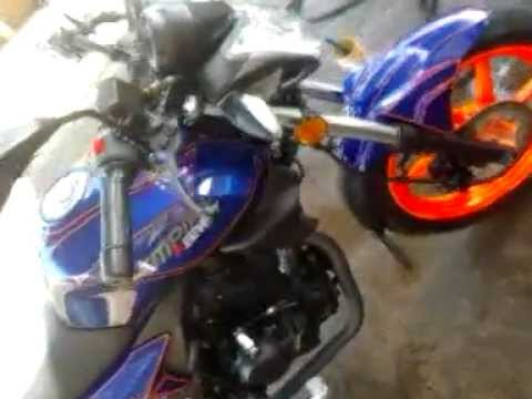 MOTO ARSEN 2 - YouTube
