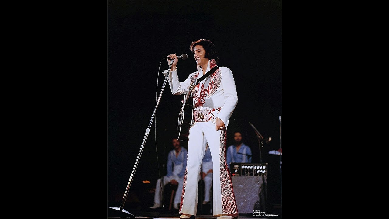 Elvis Presley Paradise Hawaiian Style
