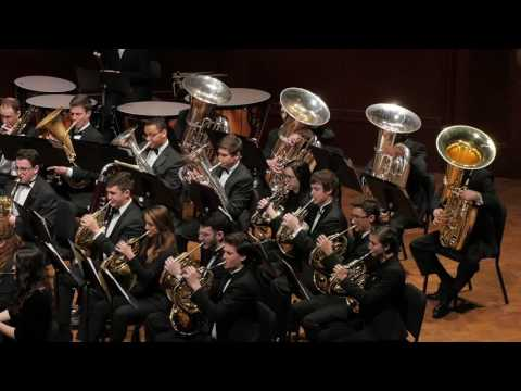 UMich Symphony Band - John Phillip Sousa - The Stars and Stripes Forever (1896)