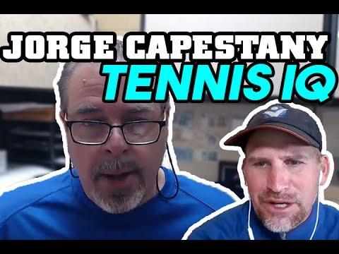Jorge Capestany Tennis IQ