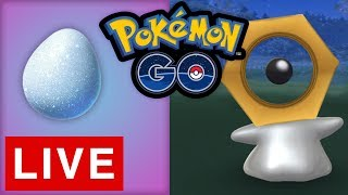 Pokémon GO Livestream: Das EP-Event mit Meltan ausklingen lassen