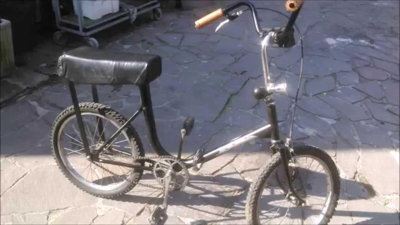 Modifiche Bici Graziella Teo Eforti Fai Da Te Italia