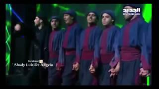 اداء رهيب من حسام جنيد لموال ذكرتك والسما مغيمة واغنية بفرح فيكي في حرب النجوم 2017