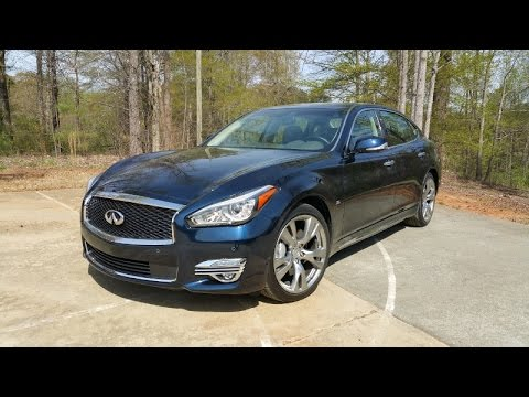 2016 Infiniti Q70L 5.6 Review - Leg-Stretching Luxury