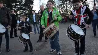 Carnaval des enfants — Tambours !
