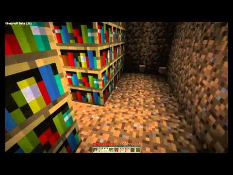видео: Minecraft-туториал:Как сделать скрытую дверь без кнопок