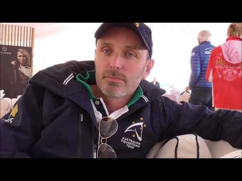 Robin Bell interview with dr robin bell - australian team vet, jumping - youtube