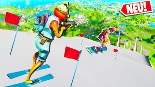 *NEU* Ski Wars Modus in Fortnite2!