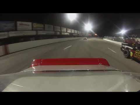 SS Race @ Carteret County Speedway Rearview 10 28 17