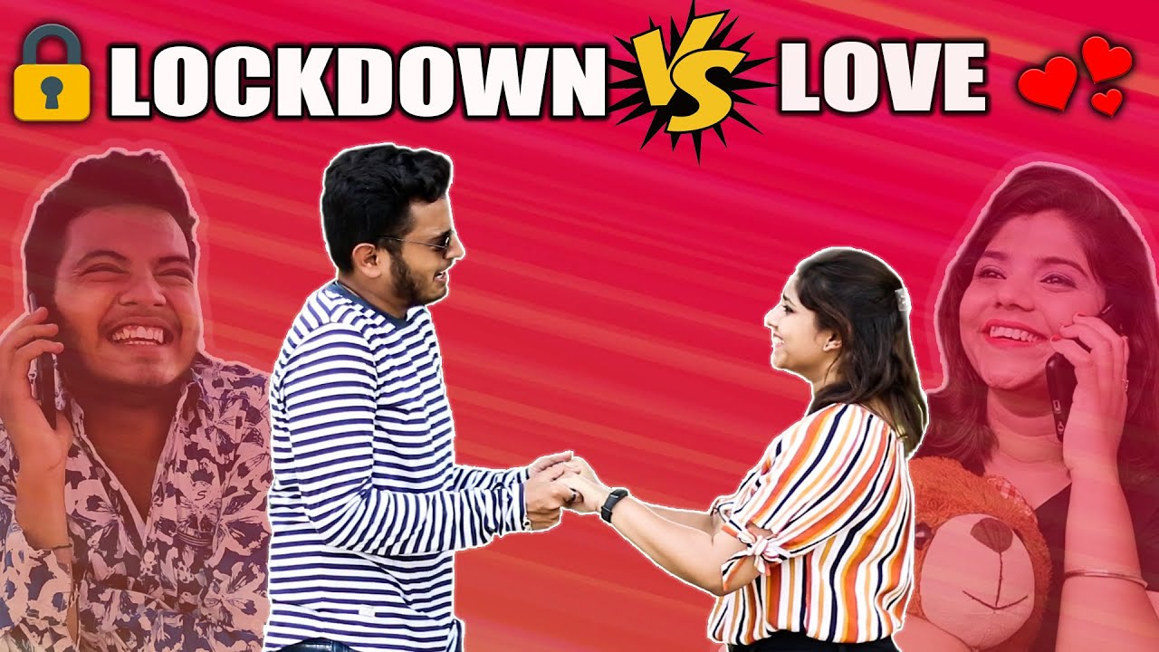 LOCKDOWN VS LOVE | Gujju Comedy Love Story | Comedy Spell