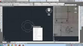 Урок 15  Тумбочка 3D моделирование в AutoCAD 2014
