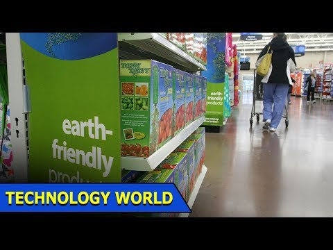 Weather Satellite For Listining Light | Eco Friendly Supermarket | Technology World | Ep 16