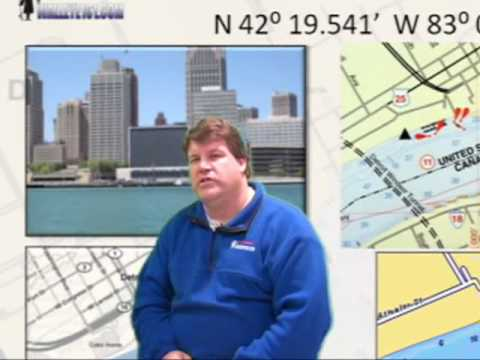 Walleye101 Detroit River Hotspots DVD Clip