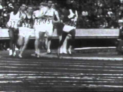 Mens 800m and 1500m Tokyo 1964...