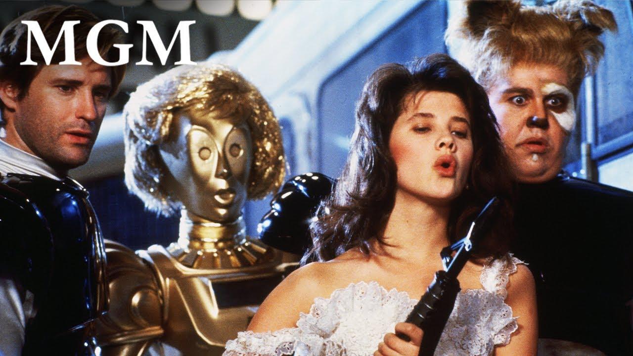 Spaceballs (1987) – Adventure, Comedy, Sci-Fi