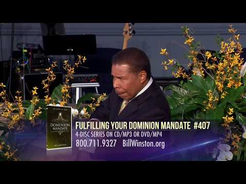 Speak the Results - Fulfilling Your Dominion Mandate