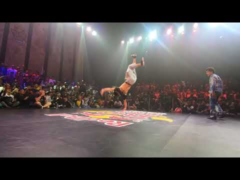 Bboy Icey Ives Vs Bboy Pac Pac | Top16 | Redbull Bc one Last Chance Cphyer 2019
