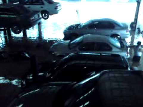 video taken inside Rapide Auto Service- Marikina branch