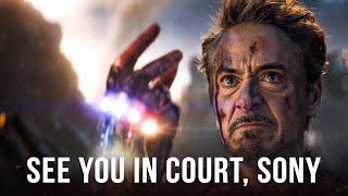 Sony Breaks the Law... Again