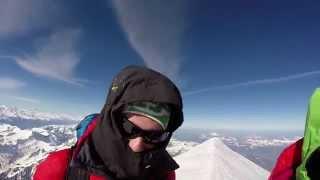 Mont Blanc 2014 (4810m)