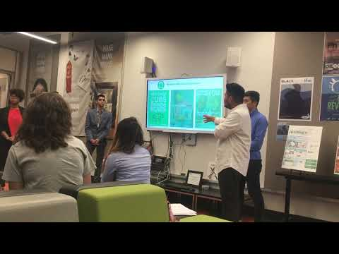 Elemental Agency Burnett Middle School Branding Presentation
