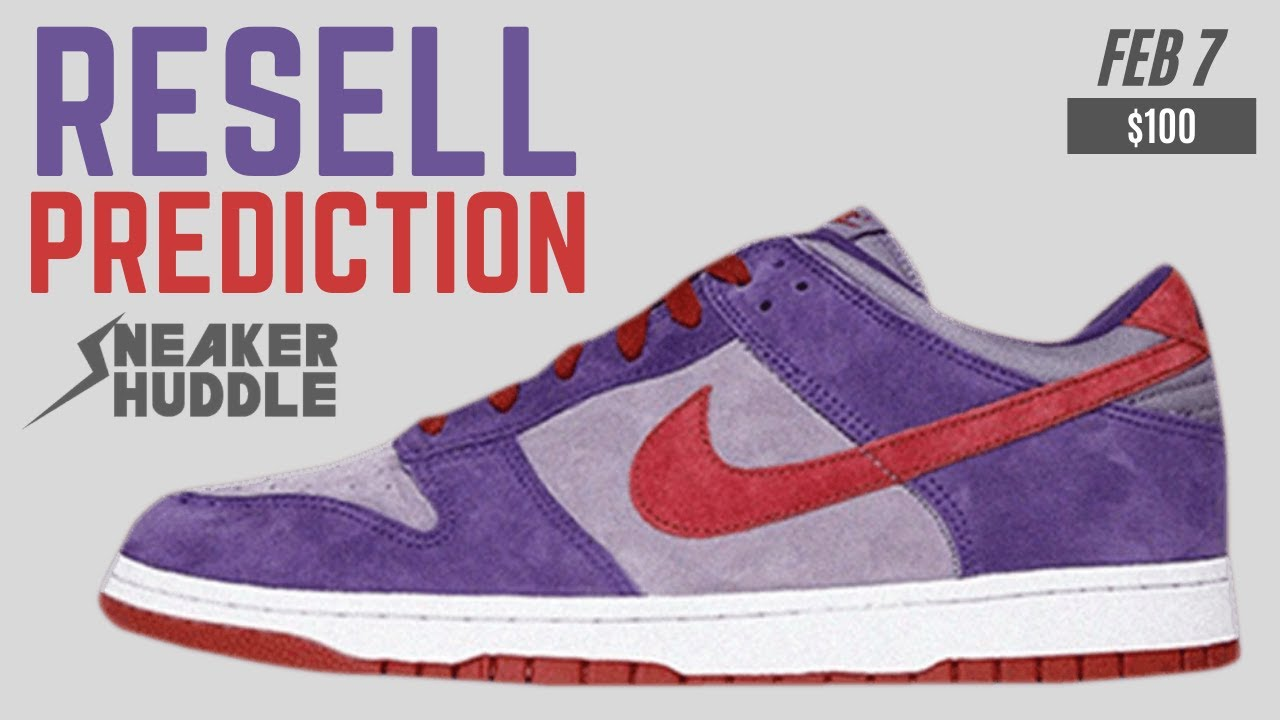 Nike Dunk Low 'Plum' | RESELL