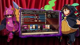 Labyrinth of Refrain: Coven of Dusk - Game Systems